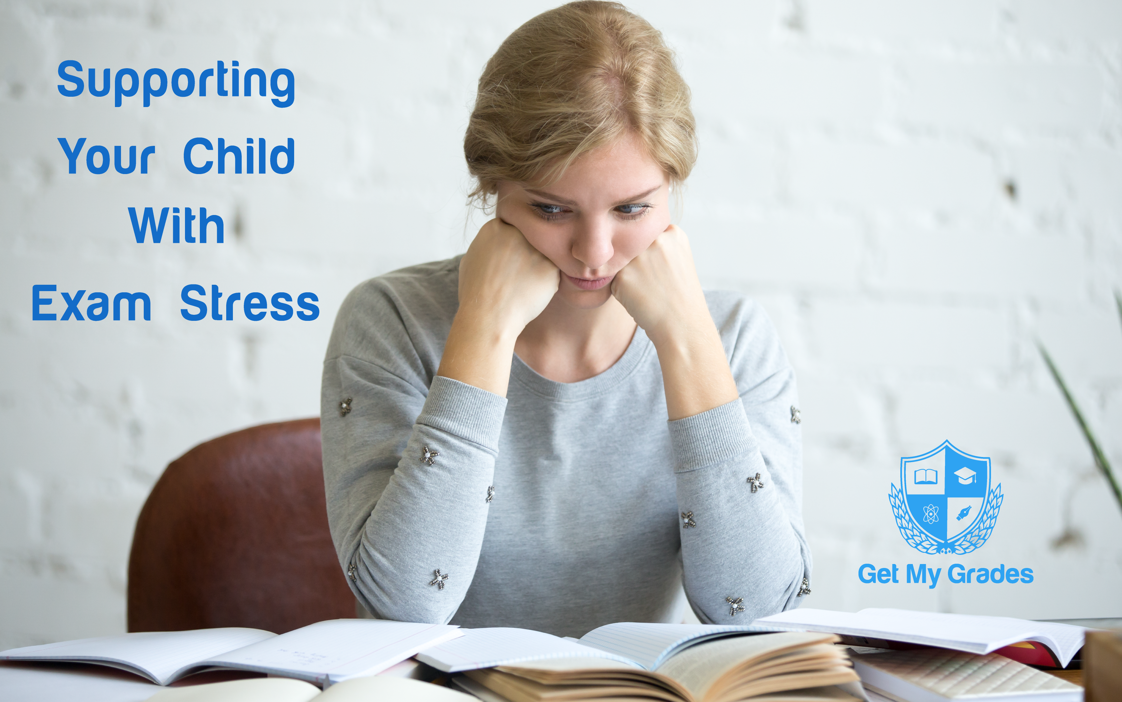 Supporting Your Child With Exam Stress