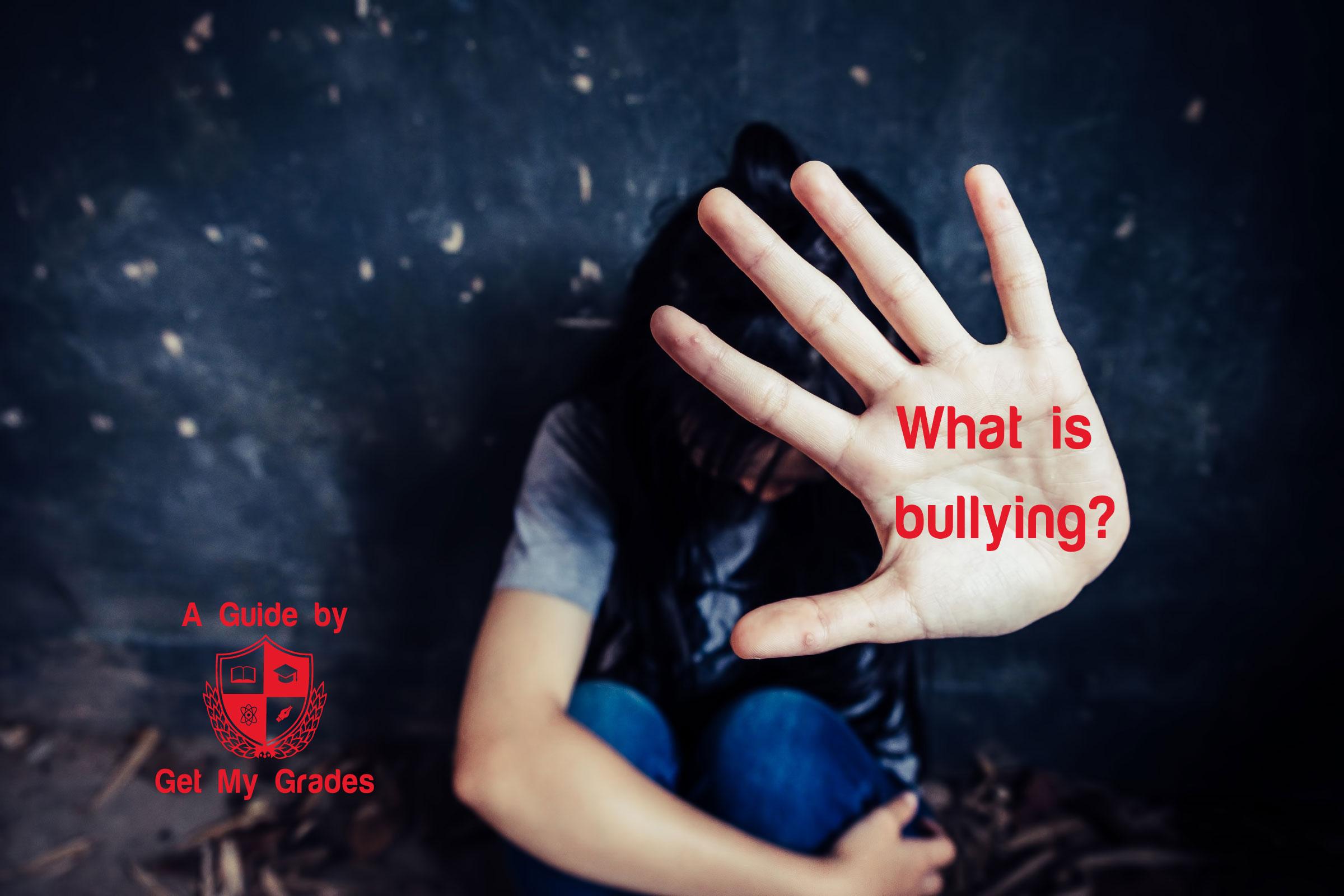 Anti-Bullying Week 2017: What is Bullying?