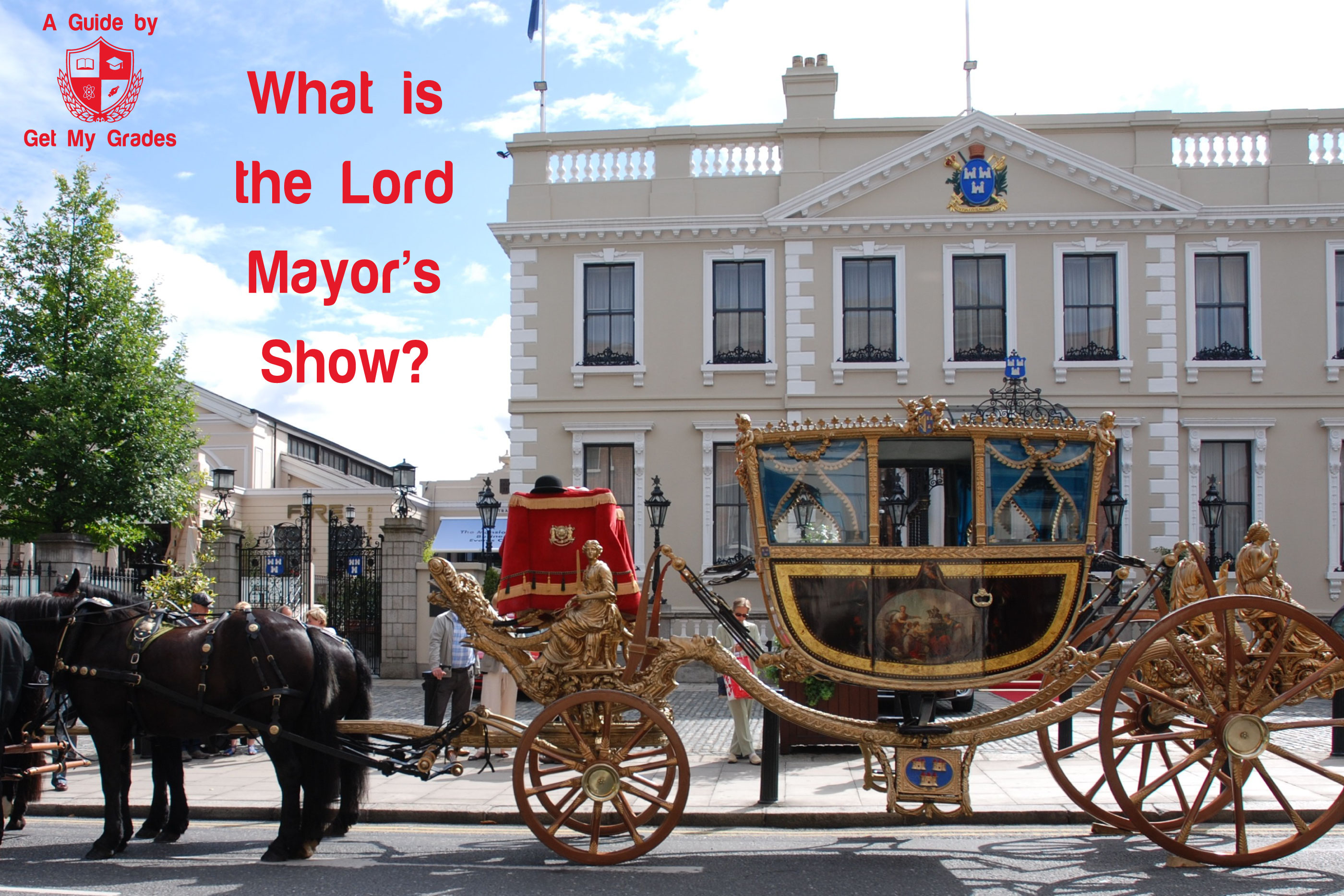 What is the Lord Mayor's Show?