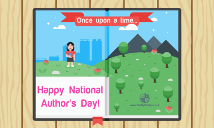 Happy National Author's Day