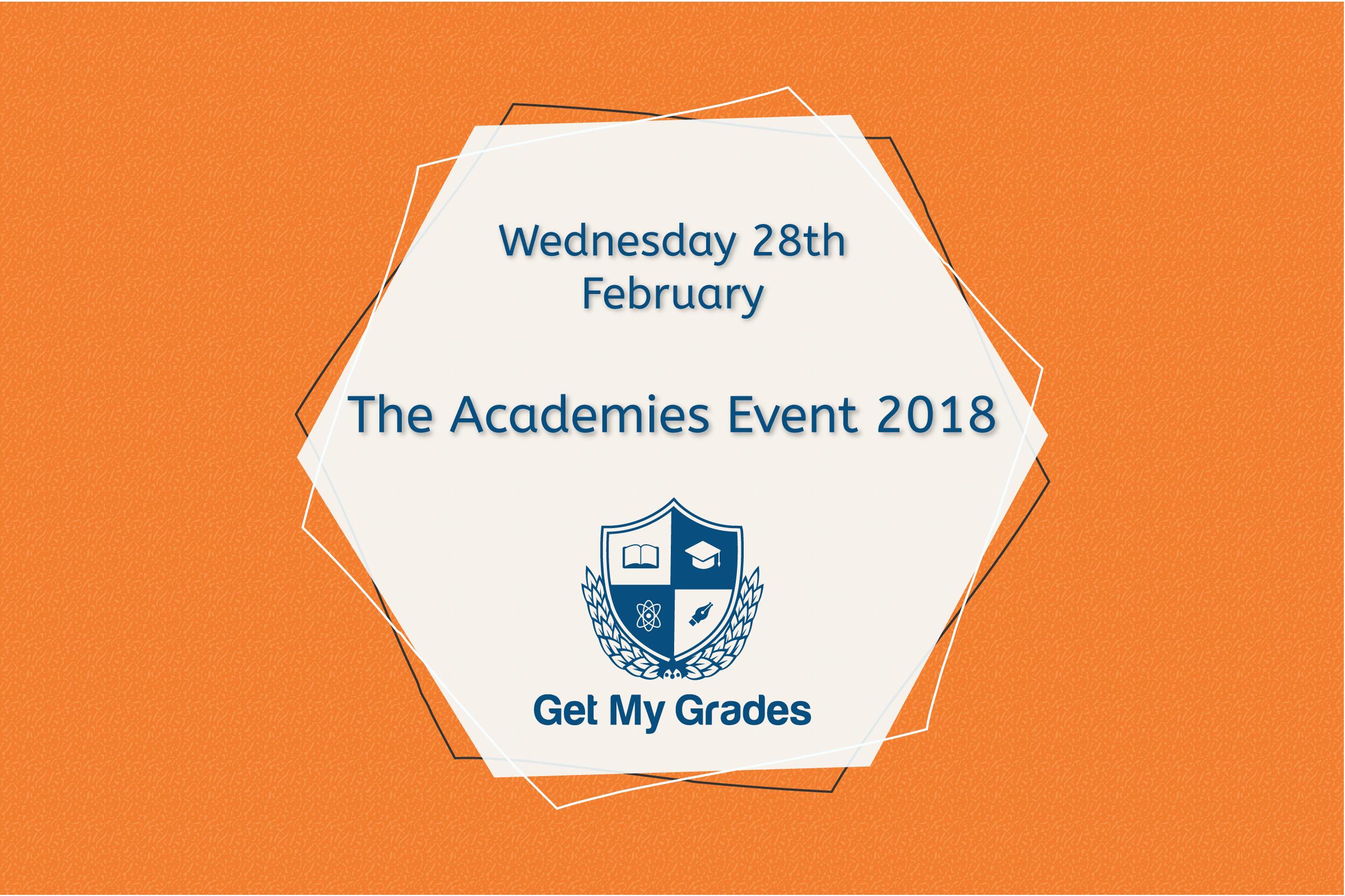 The Academies Event 2018