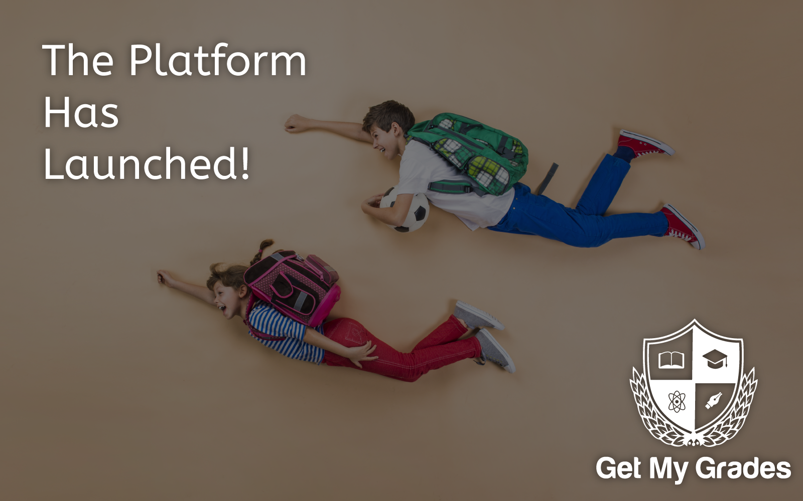 The Get My Grades Platform Has Launched!